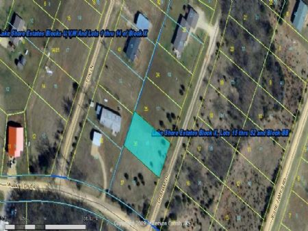 Huge Lot Close To Perry Lake, Ks : Ozawkie : Jefferson County : Kansas