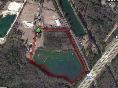 34.15+/- Acres On Meinhard Road : Port Wentworth : Chatham County : Georgia