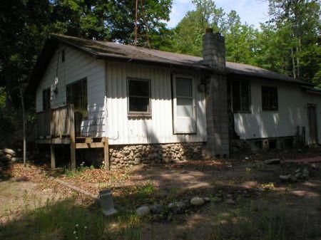 Licht Road 20 : Atlanta : Montmorency County : Michigan