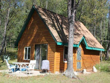 Mashike Outpost : Reed City : Osceola County : Michigan