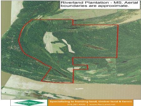 2 Memberships- Riverland Plantation : Vicksburg : Warren County : Mississippi