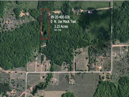 Joe Mack Trail : Hesperia : Newaygo County : Michigan