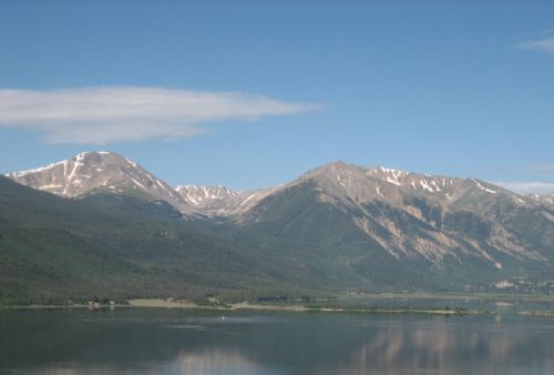 Bank Owned Mtn / Lake Property : Twin Lakes : Lake County : Colorado