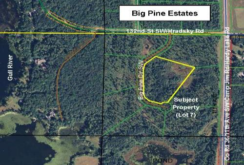 Cass, Sylvan, 1332921, L7 Big Pine : Pillager : Cass County : Minnesota