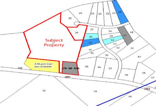 25+ Acre Residential Tract For Sale : Gray : Jones County : Georgia