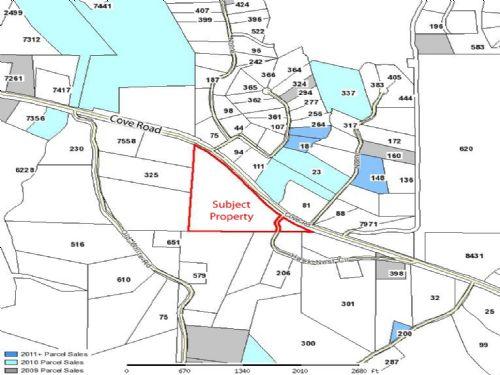 23+ Acres : Jasper : Pickens County : Georgia