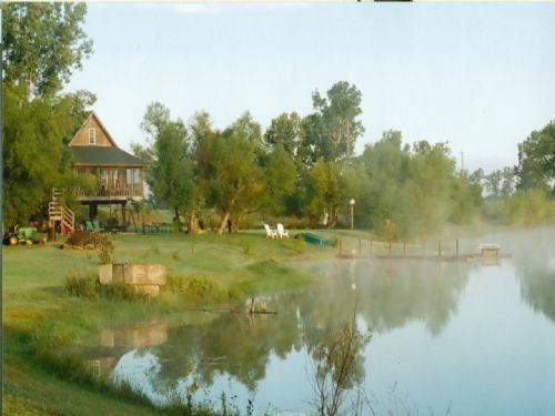 Neosho Fish Camp : Saint Paul : Neosho County : Kansas