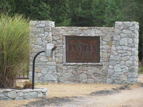 Indian Lake Lot 57 : Cedar Grove : Carroll County : Tennessee