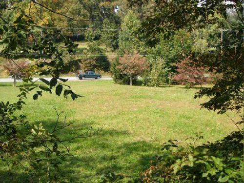Asheville Hwy. - 5.93 Acres : Brevard : Transylvania County : North Carolina