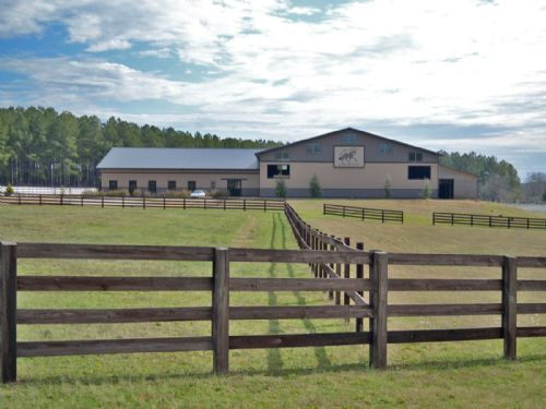 Equestrian Center On 25 Acres : Madison : Morgan County : Georgia
