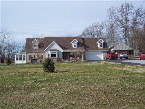 Great Home/3.8 Acres & More (a2989) : Columbia : Adair County : Kentucky