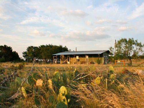 Deer Valley Ranch : Ozona : Crockett County : Texas