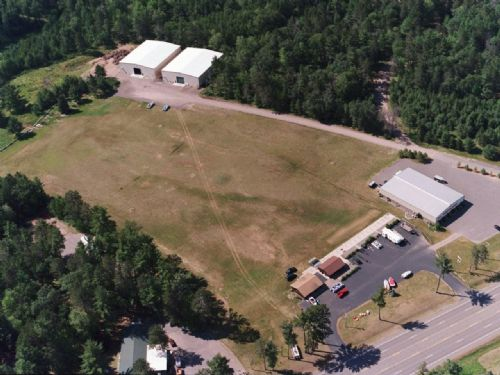 Great Commerical Location Off Hwy 5 : Minocqua : Oneida County : Wisconsin
