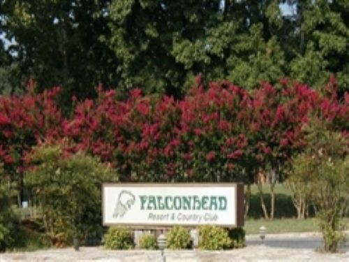 Falconhead Resort. Cash Price : Burneyville : Love County : Oklahoma