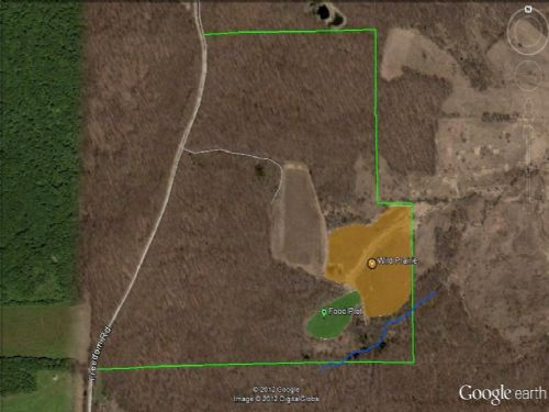 93 Acre Tract In Baraboo Bluffs : North Freedom : Sauk County : Wisconsin
