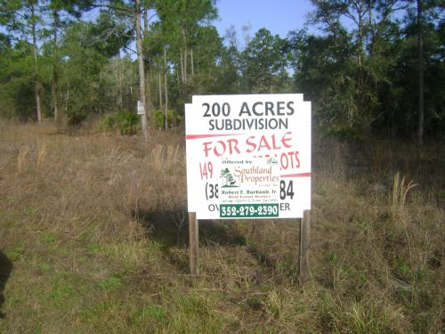 Expired 200 Acres Owner Financing Land For Sale