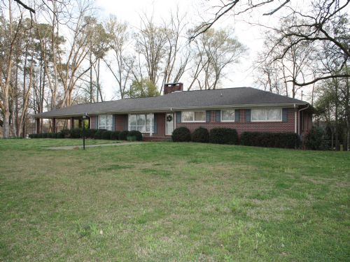 Brick Home On 2.2 Acres In Wadley : Wadley : Randolph County : Alabama