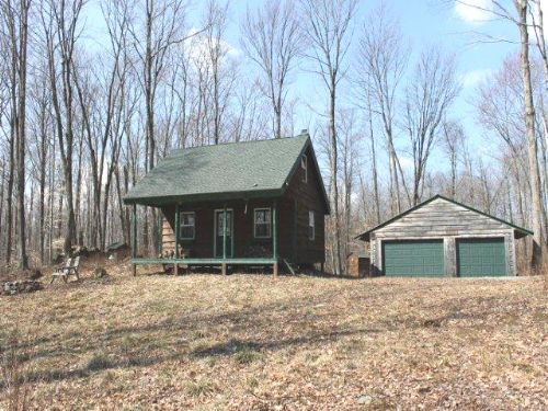 8 Acres Cabin Tug Hill Atv Trails : Croghan : Lewis County : New York