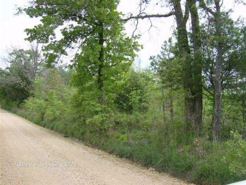 180 M/l Acres : Tahlequah : Cherokee County : Oklahoma