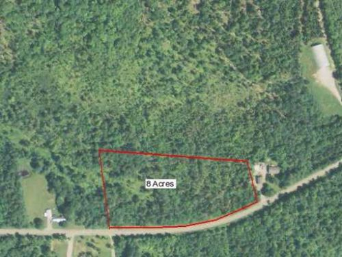 Nice Country Lot : Burnham : Waldo County : Maine