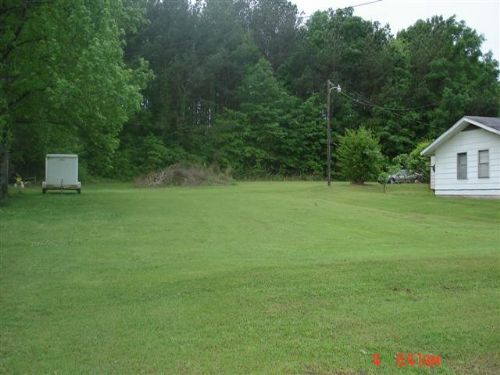 1.43 Acre Lot : Louisville : Winston County : Mississippi