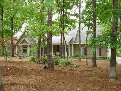 Exquisite Home, Views, Waterfall : Mountain View : Stone County : Arkansas