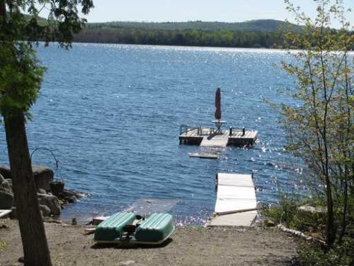 Sanctuary On Saponac Lake : Burlington : Penobscot County : Maine