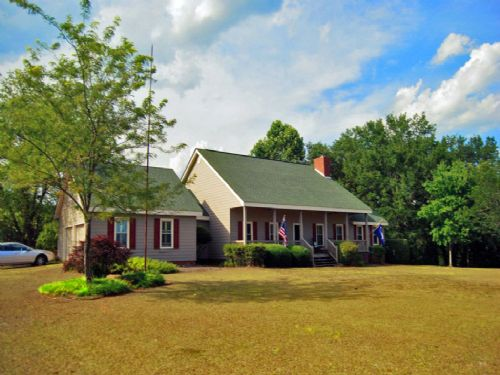 Country Home On 8.5 Acres : Gaffney : Cherokee County : South Carolina