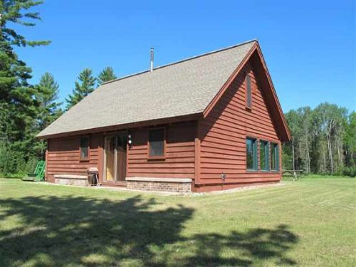 Tbd Unnamed Woods Rd. Mls #1067355 : Iron Mountain : Dickinson County : Michigan