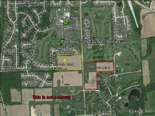 37 +/- Ac Residential Development : Oregon : Dane County : Wisconsin