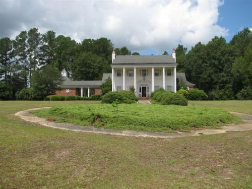Country Living On 38 Ac : Hemingway : Williamsburg County : South Carolina