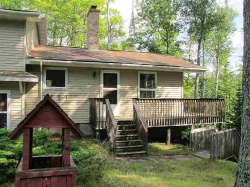 220 Jule Lake Rd.  Mls #1068228 : Crystal Falls : Iron County : Michigan
