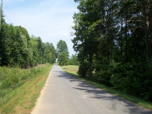 6 Ac. Wooded Tract : Green Bay : Prince Edward County : Virginia