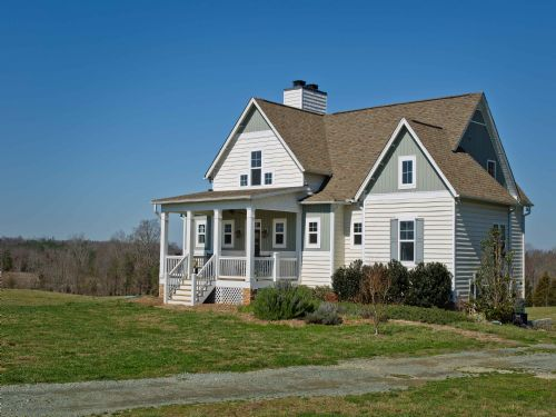 Roberson Farm : Siler City : Chatham County : North Carolina
