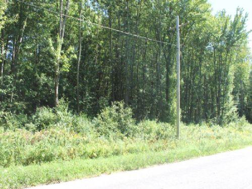 3 Acres Building Site Near River : Orwell : Oswego County : New York