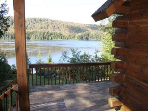 Lake House On Mill Creek Lake : Ohio : Herkimer County : New York