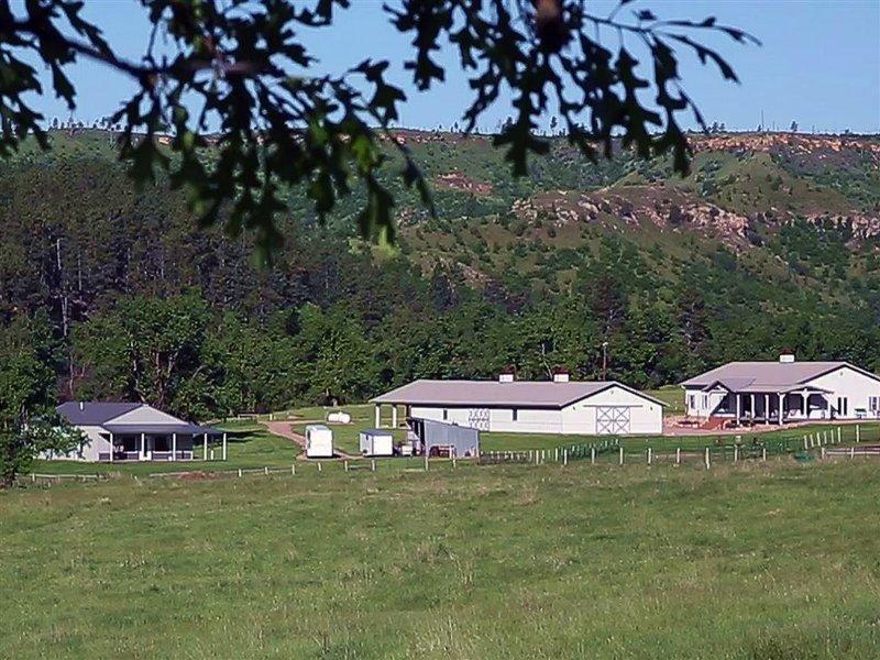 Oak Creek Retreat : Aladdin : Crook County : Wyoming