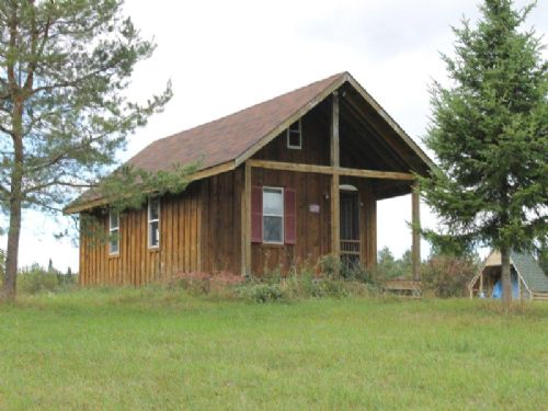 22 Acres Cabin In Tug Hill Region : West Turin : Lewis County : New York