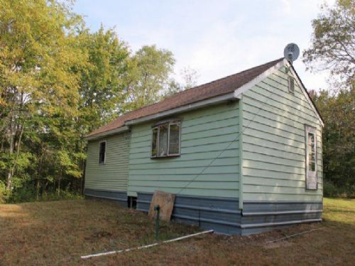 7 Acres Secluded Cabin State Lands : Redfield : Oswego County : New York