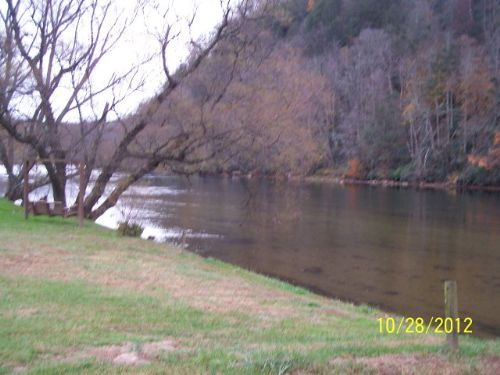 Recreational Lot On The New River : Independence : Grayson County : Virginia