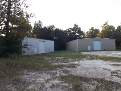 7.5+/- Acres Bank Owned Twin Forks : Nevils : Bulloch County : Georgia