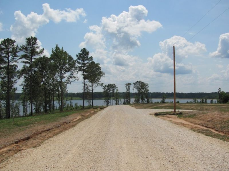 .919 Acre Waterfront, Lot 11 : Huntingdon : Carroll County : Tennessee
