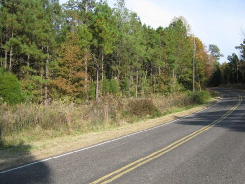 26 Wooded Acres For Homesite : Chester : South Carolina