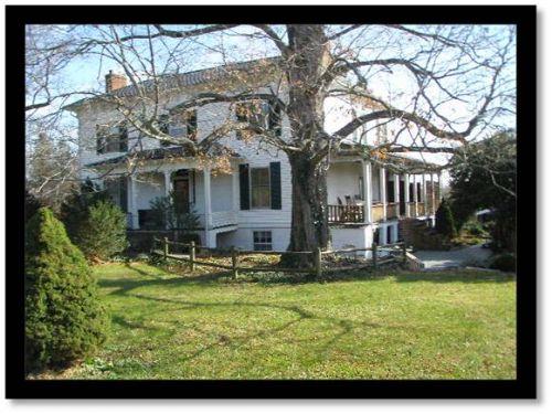 Slate River Estate : Dillwyn : Buckingham County : Virginia