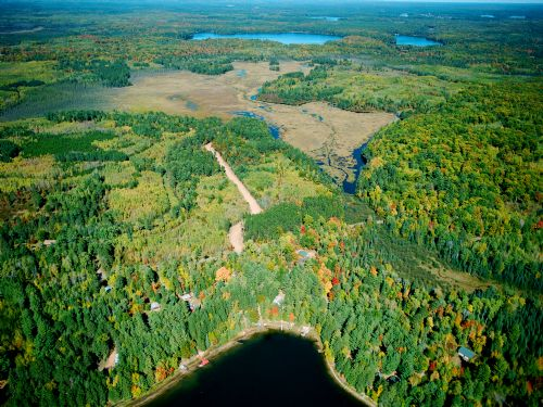 Pristine Waters Preserve, Lot 7 : Minocqua : Oneida County : Wisconsin