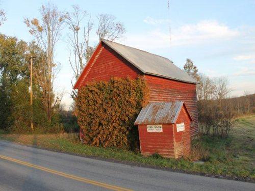 26 Acres Tillable Farmland Barn : Palantine : Montgomery County : New York