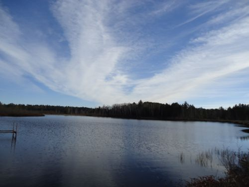 4+ Ac On Squaw Lake : Lac Du Flambeau : Vilas County : Wisconsin