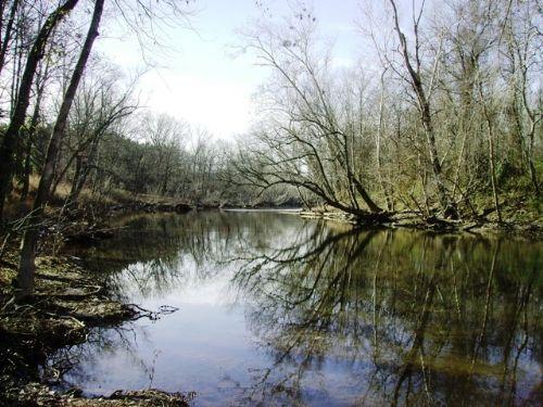 60 Acres & Home On The Saline River : Benton : Saline County : Arkansas