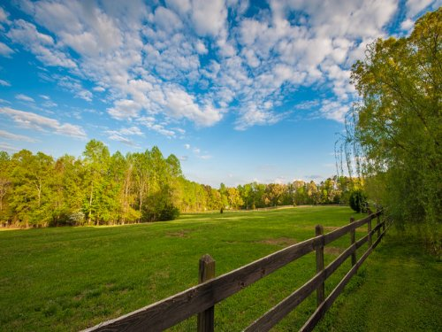 Woodhurst Farm : Hillsborough : Orange County : North Carolina