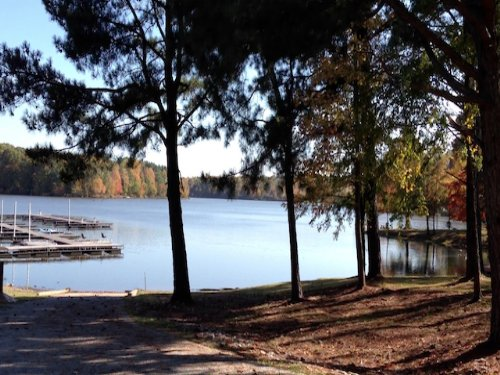 3.4 Acre Water View Subdivision Lot : Cedar Grove : Carroll County : Tennessee